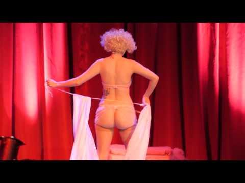 07 Lula Houp Garou - Cirque du Burlesque March 2013:  Viva Dallas Burlesque - Cirque du Burlesque March 2013Video by Ben Britt