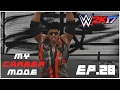 WWE 2K17 My Career Mode EP.28 - AJ BROOKS!!  (Xbox One)