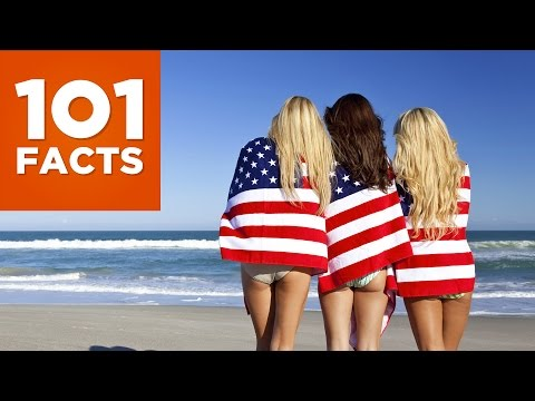101 Facts About The USA