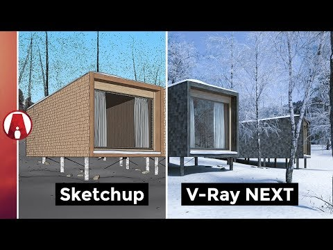 V-Ray Next for SketchUp New Features