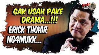 Video Baliho SBY Dirus4k, Erick Thohir: Jangan Pake Drama, Langsut Usut dan Tindak Tegas Pelakunya MP3, 3GP, MP4, WEBM, AVI, FLV Desember 2018