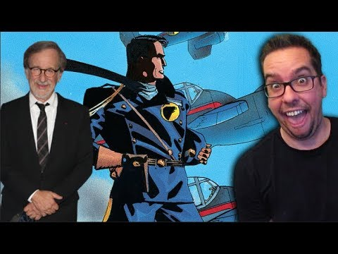 Steven Spielberg Set for Blackhawk Movie for DC Universe