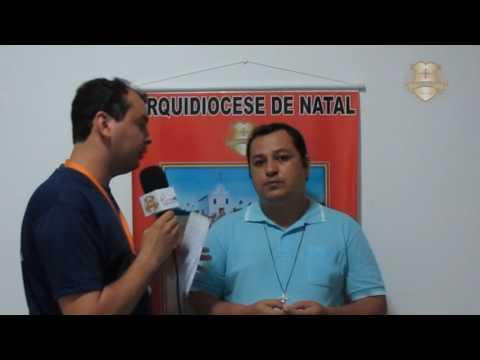 Entrevista com Pe. Antonio Almeida
