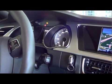 Audi S5 2012 vs 2013