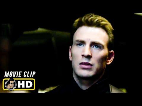 CAPTAIN AMERICA: WINTER SOLDIER - Opening Scene (2014) Chris Evans Marvel