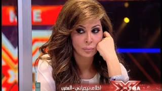 تواصل آليسا مع الجمهور - الحلقة الأولى - The XTRA Factor 2013