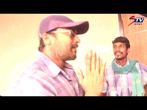 Actor Surya @Thana Serndha Kootam movie FDFS@ Kasi Theatre| Suriya | Anirudh l Vignesh ShivN|STV