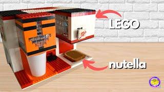 Video Lego Orange Juice and Nutella Breakfast Machine MP3, 3GP, MP4, WEBM, AVI, FLV Maret 2019