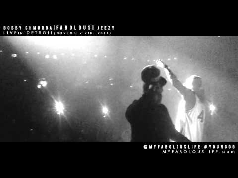 Video: Fabolous Performs With Bobby Shmurda Live in Detroit