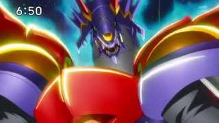 DIGIMON XROS WARS XROS UP ARRESTERDRAMON SUPERIOR MODE (BRAVE SNATCHER)