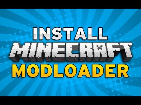 [1.7.10] How to Install ModLoader | Simple Tutorial [HD]
