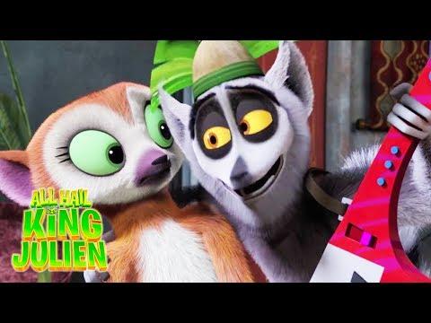 All Hail King Julien | Madagascar | King Julien Funny Moments #4 | Kids Movies | Kids Show