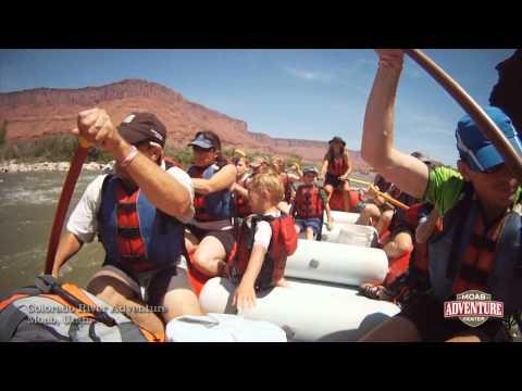 Moab Utah Rafting - Colorado River
