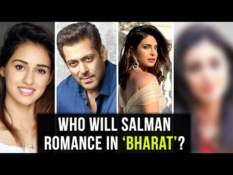 Salman Khan Will Romance THIS Actress In Bharat |