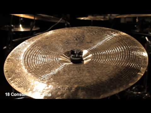 Supernatural Cymbals 18 Constellation China