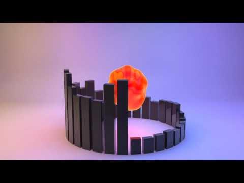 Miike Snow - Silvia (Robotberget Remix) Animation