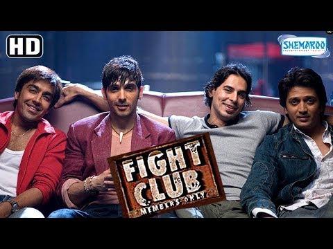 Fight Club (Members Only) - Hindi Action Movies | Sunil Shetty Movies - Ritesh Deshmukh Mvoies |