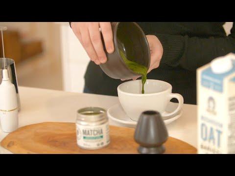 Mushroom Oat Barista Blend Video