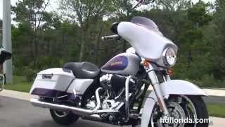 8. Used 2010 Harley Davidson Street Glide Motorcycles for sale - Jacksonville, FL