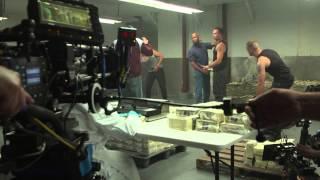 The Equalizer: Behind the Scenes 1 (Movie Broll) Denzel Washington, Chloe Grace Moretz