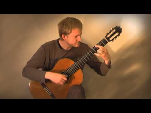 Heroes of Might and Magic 4, IV - Dirt Theme (Acoustic Classical Guitar Cover by Jonas Lefvert)