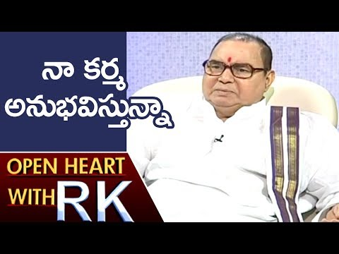 Nadendla Bhaskara Rao Over Clash Between NTR And Chandrababu | Open Heart With RK