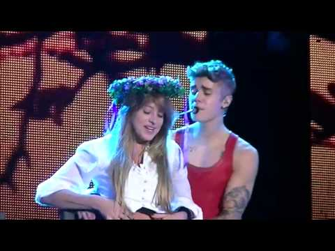 One Less Lonely Girl -Justin Bieber Believe Tour -Cordoba,Arg. 8/11/13