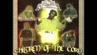Children Of The Corn (Big L's Crew) - Biscuits And Bangers