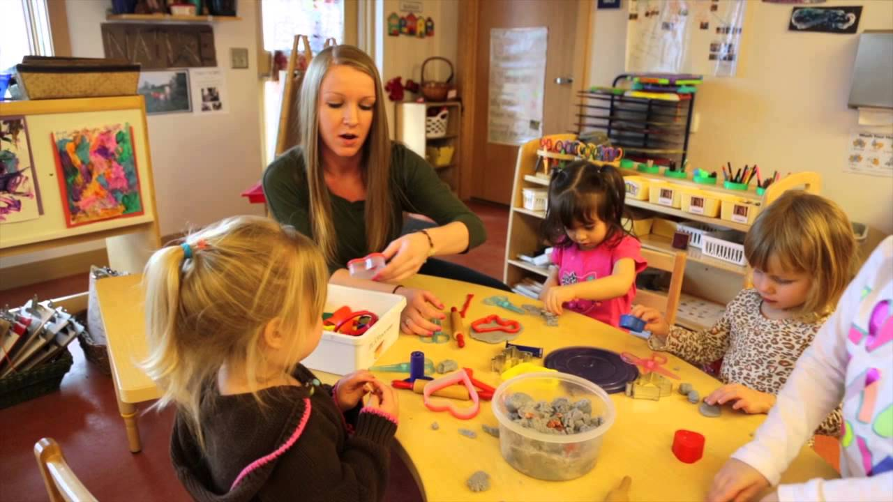 Early Childhood Practitioner Partnership Program at Heartland Community College Video