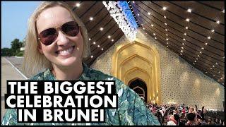 Video Meeting the Sultan of Brunei Inside the Royal Palace MP3, 3GP, MP4, WEBM, AVI, FLV Februari 2019