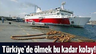 Türkiye'de Tesadüfen Yaşadığımızı Gösteren 10 Talihsiz Olay
