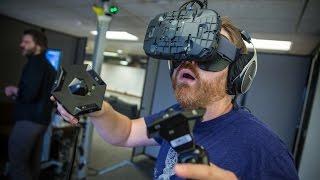 דמויים נוספים לניסיונות מרשימים ב- VR Game