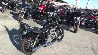 6. 414216 - 2008 Harley Davidson Sportster 1200 Nightster XL1200N - Used Motorcycle For Sale