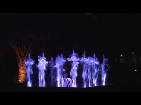 Al Mahroos Fountain Design Seminar- Musical fountain show 3
