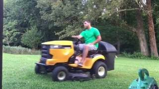 5. Cub Cadet XT2 ONE YEAR REVIEW!!!
