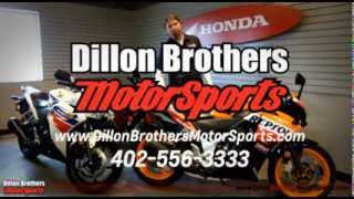 6. 2013 Honda CBR250R Repsol Edition - Orange CBR250REPD - Dillon Brothers Video Walkaround: