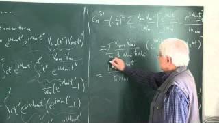 METU - Quantum Mechanics II - Week 5 - Lecture 2