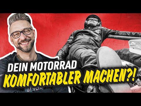 Motorradfahren ENTSPANNTER machen?!