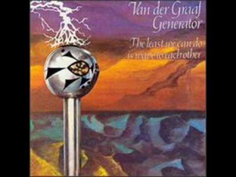 Van der Graff Generator - After the Flood