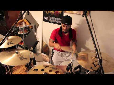 "Paramore - ""Aint It Fun"" Drum & Bass Cover - J-rod Sullivan"
