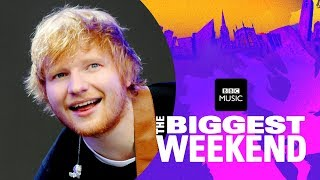 Video Ed Sheeran - Castle on the Hill (The Biggest Weekend) MP3, 3GP, MP4, WEBM, AVI, FLV Juni 2018
