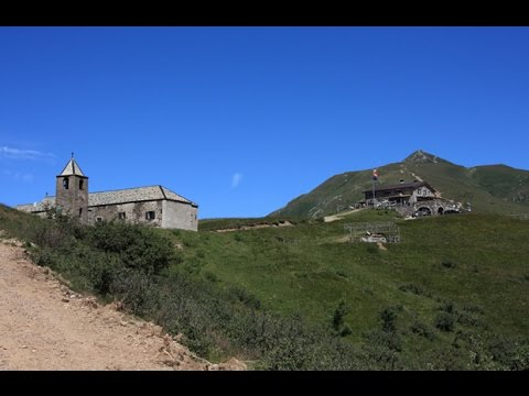 Rifugio San Lugio e Monte Garzirola da Buggiolo (Co)