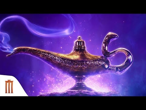 Aladdin - Official Teaser Trailer