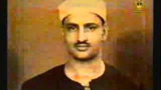Muhammed Sıddîk el-Minşâvi-Kasas Sûresi Tilaveti - 1