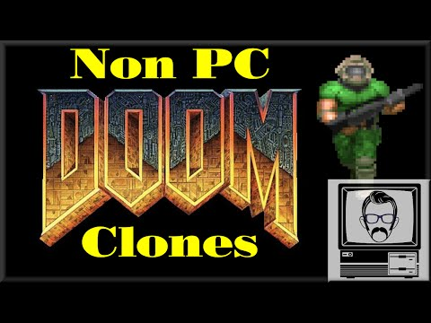 Non PC DOOM Clones - The Good, The Bad & The Ugly | Nostalgia Nerd