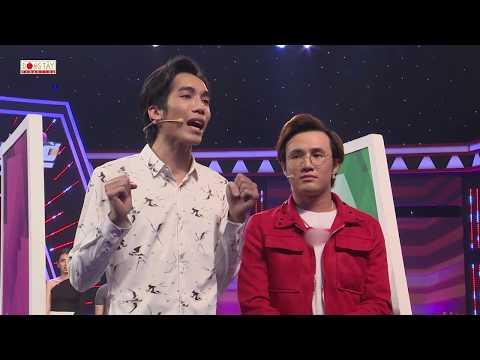 Huỳnh Lập và Dương Thanh Vàng nhảy múa điên cuồng khi Phương Thanh vừa cất giọng - Thời lượng: 3 phút, 44 giây.