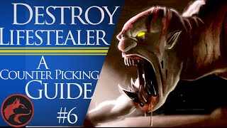 A definitive guide to counter picking for and against lifestealer. Lifestealer loves to kill magic heroes like invoker, zeus and lion, but also is ver strong...