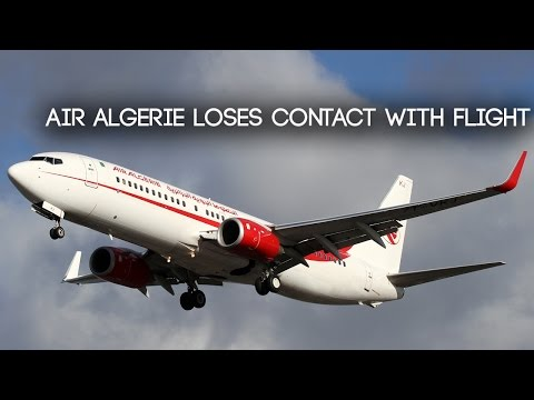 Another flight tragedy | Algeria Plane Missing : TV5 News