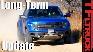 How Reliable is the Ford Raptor? 2014 Raptor Long-Term Update by The Fast Lane Truck
