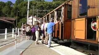 Tren de cremallera de La Rhune